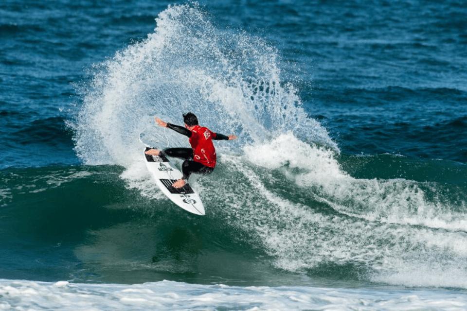 surf e escalada
