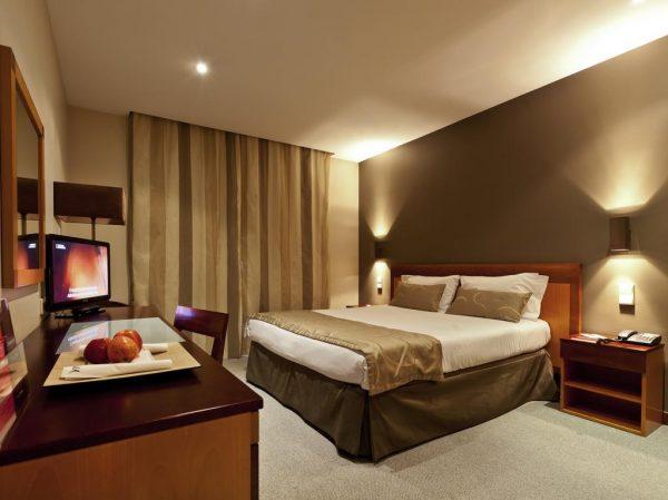 quarto hotel Mercure Figueira